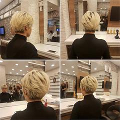BOYA1 (ebkuaforu) Tags: saçkesimi bayankuaförü eskişehir röfle perma saçboyama gelinbaşı manikür