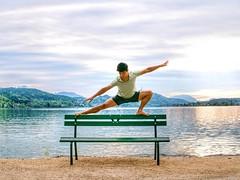 Balance is Key. Was hält dich im Gleichgewicht? Für mich sind es meine Freunde, die mich immer gleich behandeln, egal wie ich drauf bin. Namasté