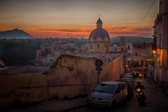 Nightfall at Procida (Paul mit dem Pinscher) Tags: italien nachtaufnahe procida nightshot italia italy ischia sundown nightfall sunset sonnenuntergang