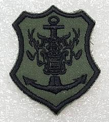 Navy SEAL/UDT (Around post 2010) beret badge (Sin_15) Tags: navy korea korean beret insignia badge military udt seal naval special force patch diver combat swimmer warfare flotilla