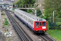D Stock 1980-2017, The Last Day. (crashcalloway) Tags: dstock londonunderground tubetrain tube underground richmond districtline train railways 19802017 farewell