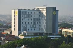 Yello Jemursari (Everyone Sinks Starco (using album)) Tags: surabaya eastjava jawatimur arsitektur architecture building gedung hotel