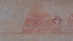 Temple of Hatshepsut Paintings (Rckr88) Tags: temple hatshepsut templeofhatshepsut paintings templeofhatshepsutpaintings deir elbahari luxor egypt deirelbahari africa travel travelling ancient ancientegypt relics relic pharoahs pharoah paint