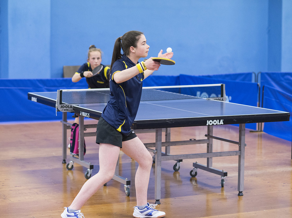 Table tennis research paper