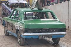 1967 Ford Zephyr (Lazenby43) Tags: ford zephyr bangerracing stoke kaa421e