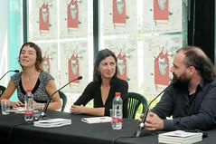 Núria Cadenes, Lucia Pietrelli i .  30/04/2017