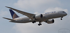 United Airlines Boeing 787-8 Dreamliner N90204 S/N:34824 L/N:53 (Winglet Photography) Tags: travel chicago plane canon airplane flying illinois aircraft aviation united transport flight jet transportation airline 7d boeing dslr airlines 53 ord ual spotting airliner ua stockphoto jetliner ohareinternationalairport planespotting 787 kord 788 dreamliner 7878 34824 backinaction wingletphotography georgewidener georgerwidener n90204
