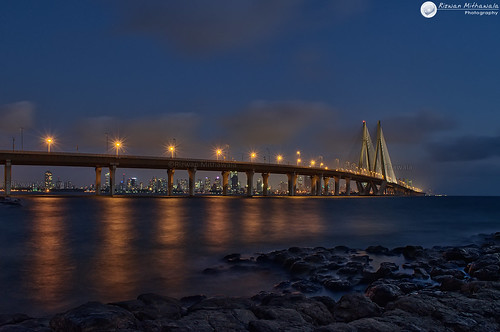 Bandra Worli Sealink, Mumbai - India