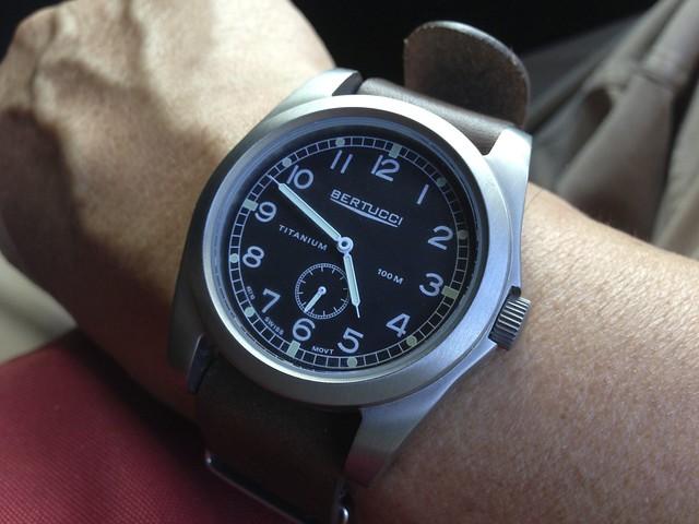 watches watch quartz bertucci