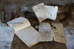 ... all en la mina (Cani Mancebo) Tags: old espaa composition spain textures murcia mina viejo texturas abandono portman abandonado composicin picado launin canimancebo