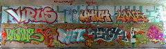 Virus, Uhuh, Lone, BusOne, Dyet, & Teach (joeppo) Tags: london graffiti north joiner dds pbk ldngraffiti dadubstarz ozonerip