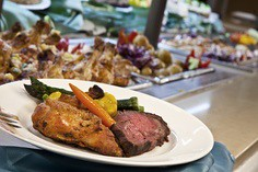 Delicious Buffet at Cafe Matisse (RosenPlazaHotel) Tags: plaza hotel cafe buffet rosen matisse