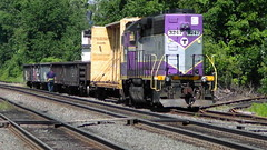 MBTA Work Train (Littlerailroader) Tags: railroad train massachusetts newengland trains locomotive mbta locomotives railroads ayer mbcr ayermassachusett mbtaworktrain