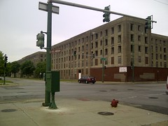 The Rosenwald (artistmac) Tags: city urban chicago garden dorothy illinois apartments boulevard michigan south side authority il elite housing southside renovation decline julius cha tillman alderman rosenwald michiganboulevardgardenapartments therosenwald