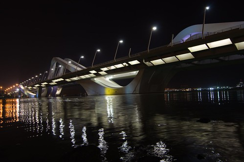 Sheikh Zayed Bridge 4 ©  Still ePsiLoN