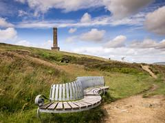 Peel Tower, Holcombe (Johnners61) Tags: tower olympus peel moor moorland ramsbottom holcombe peeltower holcombehill millenniumseat peelmonument holcombetower epl1