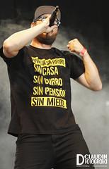 Los Chikos del Maíz @DerrameRockXVIII