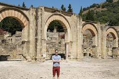 Richard in Madinat Al-Zahra
