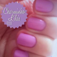 Charminho Lilás Risqué (Fefe SB) Tags: rosa risque lilas esmalte charminho