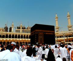 Kαbα ❤ (gLySuNfLoWeR) Tags: muslim islam pray holy allah umrah makkah hajj kaba kabe hac mekke umre tavaf