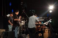 Grupo Sazon at the Steeple Street Stage
