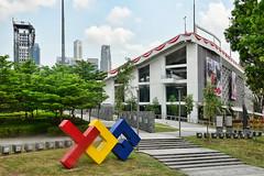 Youth Olympic Park (chooyutshing) Tags: singapore marinabay artpark rafflesavenue youtholympicpark