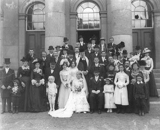 Wedding at Waterford Courthouse