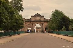 Birkenhead Park Entrance (kev thomas21) Tags: park uk england history parks birkenhead grade2 listed merseyside