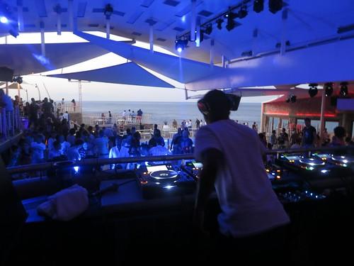 8 Aug 2013 - Cavo Paradiso, Mykonos