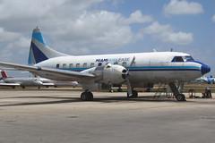N41527 | Convair C-131E (CV-440) | Miami Air Lease (cv880m) Tags: miami opf convair cv440 opalocka c131 miamiairlease n41527
