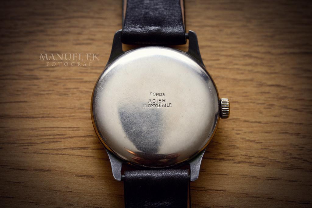 Dorex 15 jewel - German Military WW2 (manuel ek) Tags  clock military nazi fa141308d0b68