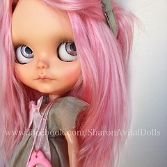 'McKenzie' new girl FA soon on Etsy!Adopted!