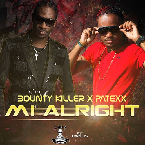 Bounty Killer & Patexx - Mi Alright Video