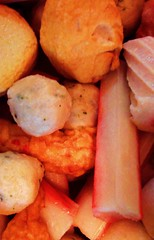 Steamboat Seafood :D (PieceOfMindArt) Tags: foods nikon s3000