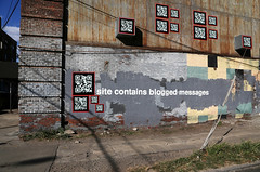 Site contains blogged messages - NATRO NYC (Pranksky) Tags: last words famous banksy banksky
