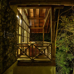 Nepenthes Lodge, Kinabalu Park (Nur Ismail Photography) Tags: nightphotography interior sabah hdr nepenthes kinabalu kinabalupark hdrphotography interiorhdr hdratnight nepentheslodge nurismailphotography nurismailmohammed nurismail