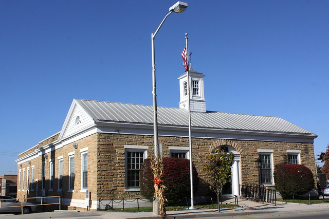 Crossville, TN Post Office