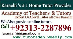 online tutor in karachi