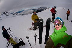 Roe Creek and Cypress Peak Nov 16 2013   -7 (Pat Mulrooney) Tags: snow canada mike whistler paul kurt britishcolumbia danielle powder backcountry g3 seatosky coastmountains chancecreek cypresspeak backcountrysnowboarding roecreek sparkrd g3skins patmulrooneyphotography g3snowboards g3blacksheep
