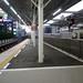 Extended Part of Platform in Tokyu Musashi-kosugi Station