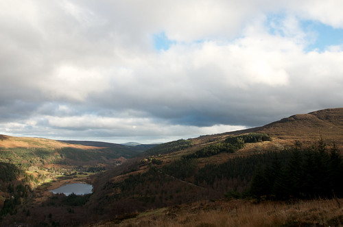 Glendalough valley ©  Still ePsiLoN