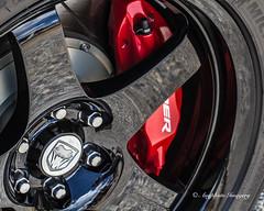Viper (augphoto) Tags: auto car wheel us automobile unitedstates southcarolina greenwood dodge brake viper augphotoimagery