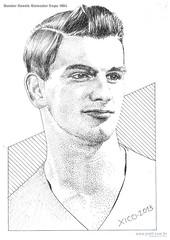 Sandor Kocsis Goleador Copa 1954