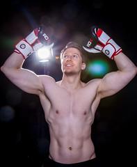IMG_7758 (Zefrog) Tags: portrait man armpit sport ross topless boxer boxing zefrog