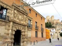Palacio de los condes de Cirat (Almansa