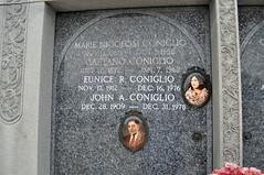 Coniglio Vilardo stone left