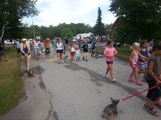 Parade de chiens