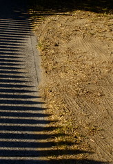 Spiking Arc (Padmacara) Tags: shadow arc australia dirt fremantle lightshadow g11