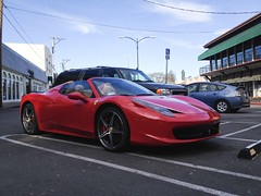 Hidden (Chase Thesing) Tags: los gatos ferrari exotic rare 458