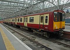 20130728 314216 Glasgow Central 023 mod (Doctor Majuba) Tags: circle scotland br glasgow central scotrail class 314 emu 318 cathcart strathclyde 320 380 sprinter dmu 334 20130728scotland